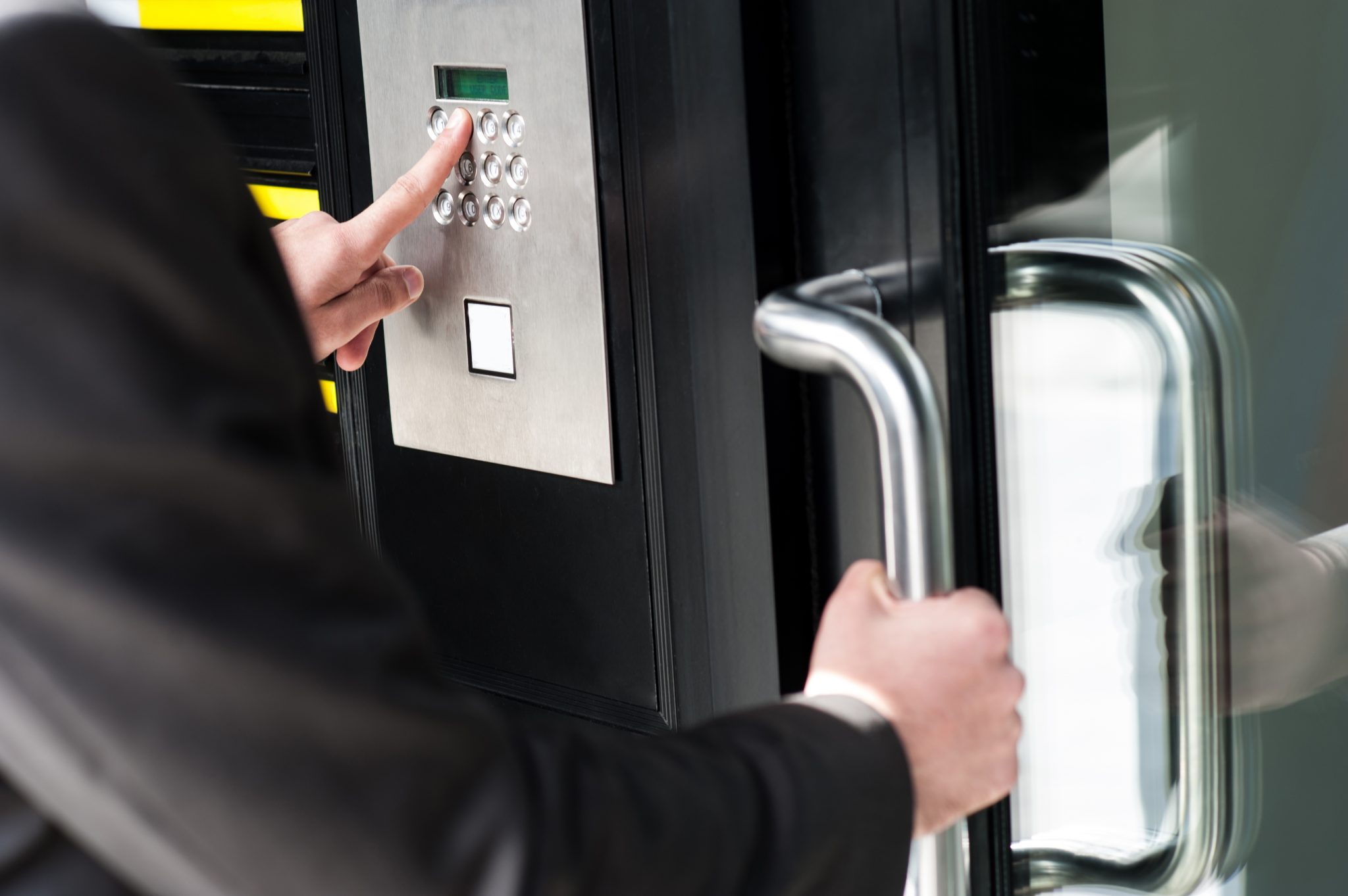Utilising your access control system