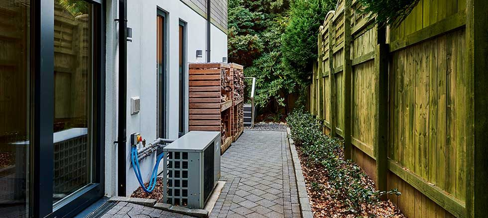 heat-pump-on-potton-self-build-exterior