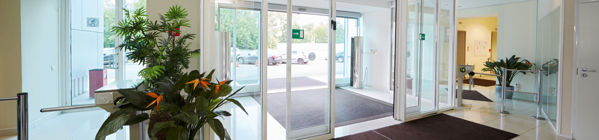BBG Automatic Doors