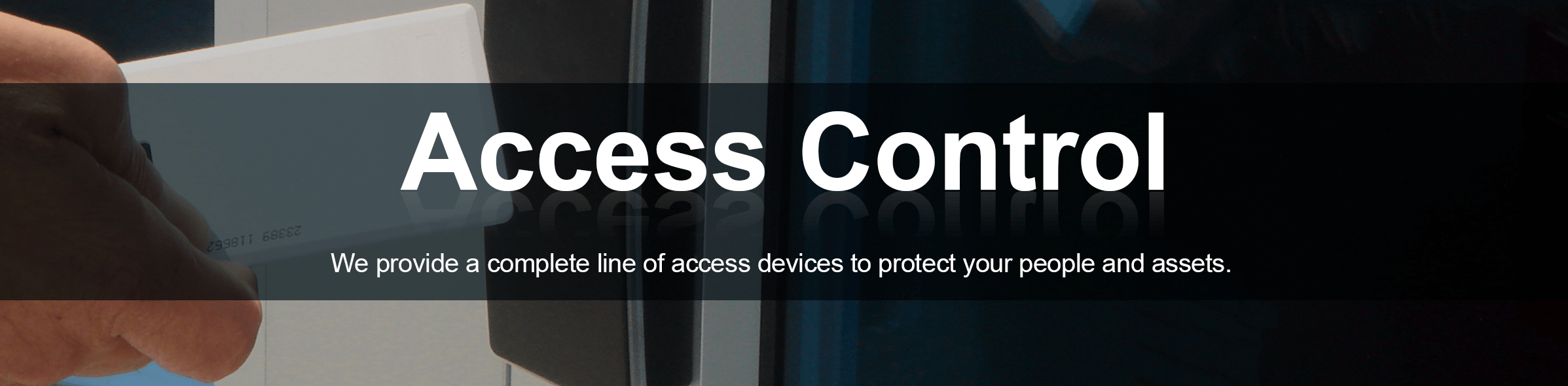 Access Control Systems Toronto