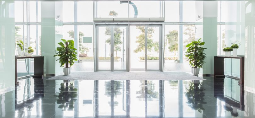 Automatic Doors & Automatic Doors Service Locations - BBG Security Solutions