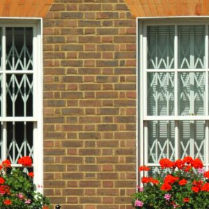 WINDOW GRILLES