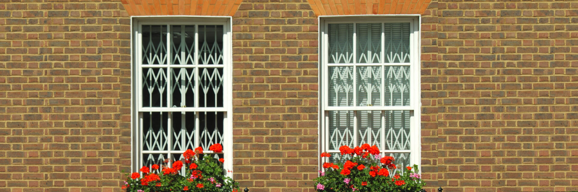 WINDOW SECURITY GRILLES