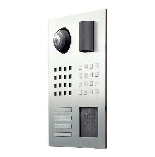 Access Control and Surveillance Keyless Entry