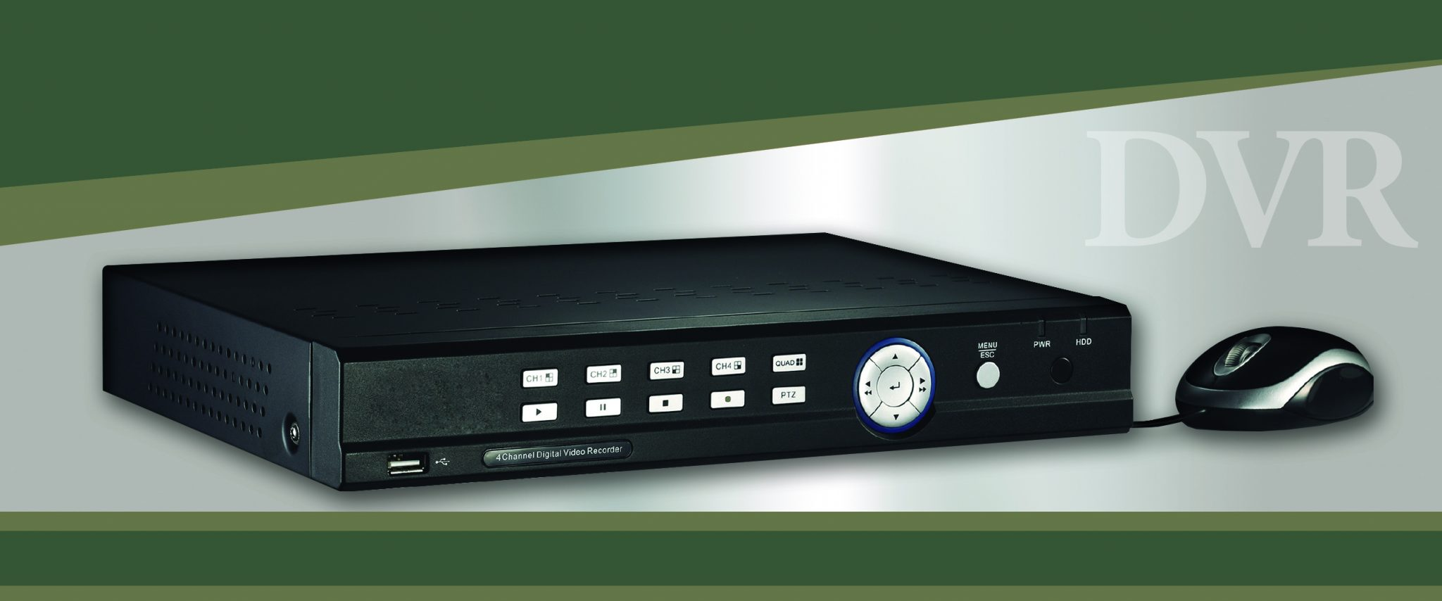 DVR - Security Digital video recorder System - BBG Security