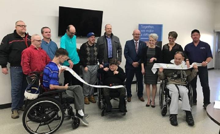 Renovated day program building reopens in Langenburg, Sask.