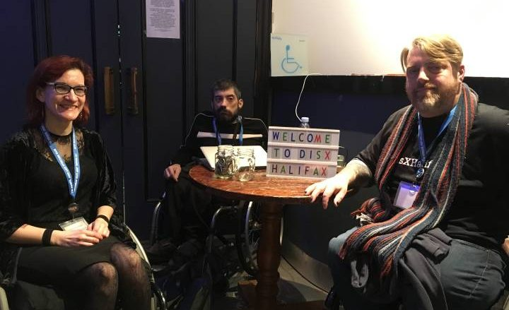 Sold-out Halifax disX show breaks down disability barriers - Halifax